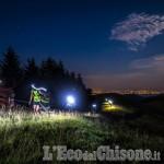 Corsa in montagna, 100 miglia del Monviso: suggestiva notte in Valle Po