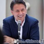 Anche Beinasco nel tour elettorale dell'ex premier Conte, a sostegno del candidato Dino Lombardi