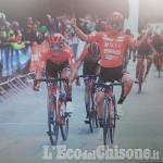 Ciclismo, a Giaveno doppio acuto lombardo: Lazzarin tra gli juniores e Baldaccini tra i dilettanti