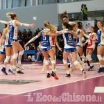 Volley A2 femminile, buona la prima per Eurospin Ford Sara: 3-0 alle catanesi