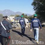 Roletto: sequestrato dai carabinieri capannone adibito a discarica abusiva