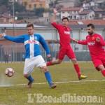 Calcio: beffa finale per il Pinerolo, la vittoria sfugge al 93'