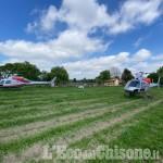 None: elicotteri Rai a Cascina Ollera per il Giro d'Italia
