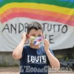 Pomaretto: ultimo giorno di scuola con le mascherine disegnate dai bambini