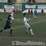 Cristiano Ronaldo junior con la Juventus a Pinerolo