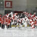 Hockey ghiaccio, buona la prima della Valpeagle: battuti i campioni uscenti della Ihl