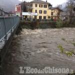 Allerta Meteo: Pomaretto, ponte chiuso, ospedale raggiungibile solo dall'inverso