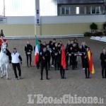 Equitazione a None, iniziata la 20ª edizione del Campionato Europeo di Dressage Iberico