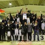 Equitazione a None, Italia campione europea squadre di dressage iberico