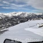 Rucas, accesso regolare dopo la slavina: pronti per lo sci