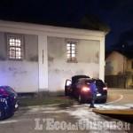Virle: sfonda il muro ed entra in chiesa con l'auto, illeso il conducente