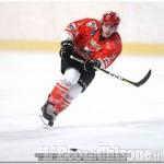 """Hockey ghiaccio, convocati ai Mondiali di Kiev ci sono """"Fischer"""" Salvai e Payra"""