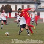 Calcio: in Eccellenza Pinerolo strappa un punto alla capolista