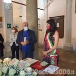 La sindaca di Torino a Cumiana per officiare un matrimonio civile