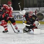 Hockey ghiaccio Ihl, brutta serata per la Valpeagle, sconfitta in casa dal Pergine terzo in classifica
