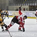 Hockey ghiaccio Ihl, bella Valpeagle superata solo all'overtime a Varese