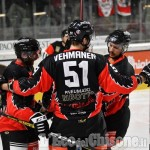 Hockey ghiaccio Ihl, Valpeagle rimonta ma è punita dal Pergine nel finale