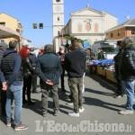 None: manifestazione degli ambulanti, interviene il Sindaco