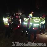 Dramma tra Sangano e Trana: una donna muore schiacciata dalla propria auto