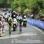 Giro d'Italia 2016: a Gianluca Brambilla il Gran premio della montagna di Prà Martino