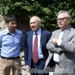 Fenestrelle: l'assessore regionale Saitta inaugura l'ambulatorio dipendenze