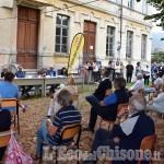 Pinerolo: pubblico al primo dibattito tra candidati sindaci ad Abbadia