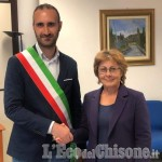 Beinasco: passaggio di consegne tra commissario e il nuovo sindaco Cannati