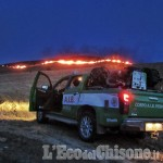 Partiti dal Piemonte volontari e mezzi AIB  per la Calabria contro gli incendi boschivi