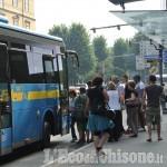 Confermato un autobus in più Perosa-Torino nel mese di agosto