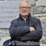 Giustino Bello è sindaco di Cantalupa: ha 80 anni, di cui 50 trascorsi in Comune