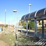 Pinerolo-Torre Pellice, fischia la locomotiva elettorale