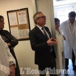 Presentato all'ospedale di Pinerolo il nuovo Centro Trasfusionale