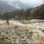 Perosa: difficoltà a soccorrere una donna recuperata dall'acqua a Brandounegna