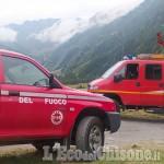 12 scout bloccati sul monte Granero, l'intervento di Vigili del fuoco e Soccorso alpino