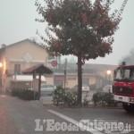 Val Noce: salve le case, ma l'incendio cambia fronte