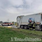 Cantonieri morti sul lavoro a Pinerolo: lutto cittadino anche a Villar Perosa
