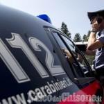 Ladro arrestato a Pinerolo, recuperato a Osasco furgone rubato a Piossasco
