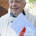 La morte di don Mario Ruatta lascia attonita la comunità di Cavour