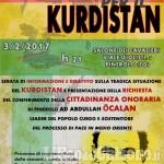 Pinerolo per il Kurdistan: il 3 dibattito sulla cittadinanza onoraria a Öcalan