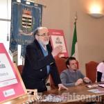 Presentata la miriade di eventi, Pinerolo entra in clima di Giro d''Italia