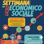 Notte dei licei economico-sociali venerdì 26 a Pinerolo