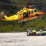 «L'elicottero non è un taxi per scendere a valle». Monica Canalis critica la gestione dell'elisoccorso
