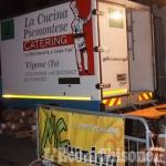 """Vigone: razzia al capannone de """"La cucina piemontese"""""""