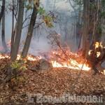 Lotta agli incendi boschivi in Piemonte: varato il Piano regionale 2021-2025