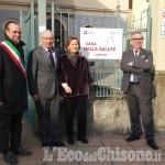 """A Cumiana Saitta inaugura la """"Casa della salute"""""""