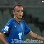 La Nazionale femminile si qualifica per i Mondiali, in gol Salvai e Bonansea