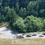 Usseaux: ciclista contro auto, 27enne al Cto in prognosi riservata