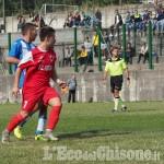 Ancora una sconfitta per il Pinerolo calcio a Cherasco