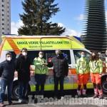 Sestriere, la Croce verde di Villastellone raddoppia: seconda ambulanza al colle