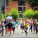 Straparri a Pinerolo: i mini atleti sfidano il maltempo
